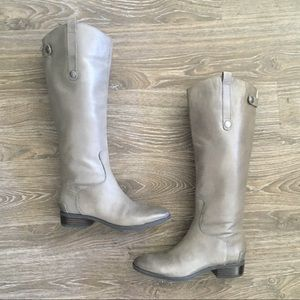 Sam Edelman Penny Knee High Leather Boots